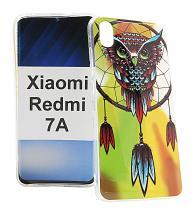 TPU Designdeksel Xiaomi Redmi 7A