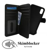 Skimblocker XL Magnet Wallet Motorola Moto G9 Power