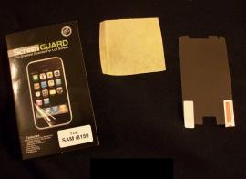 Samsung Galaxy W (i8150) Skjermbeskyttelse