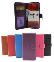 New Standcase Wallet OnePlus 8
