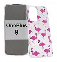 TPU Designdeksel OnePlus 9