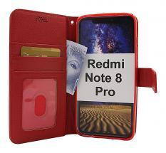 New Standcase Wallet Xiaomi Redmi Note 8 Pro