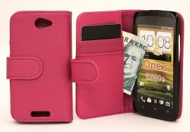 Lommebok-etui HTC One S
