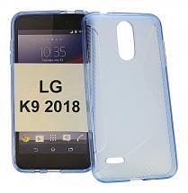S-Line Deksel LG K9 2018 (LMX210)