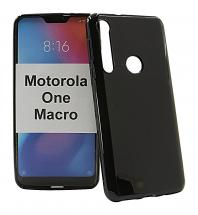 TPU-deksel for Motorola One Macro