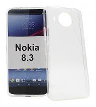 TPU-deksel for Nokia 8.3