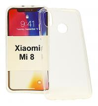 TPU-deksel for Xiaomi Mi 8