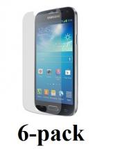6-pakning Skjermbeskyttelse Samsung Galaxy S4 Mini
