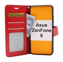 Crazy Horse Wallet Asus ZenFone 8 (ZS590KS)
