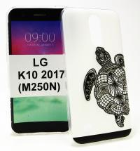 TPU Designdeksel LG K10 2017 (M250N)