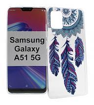 TPU Designdeksel Samsung Galaxy A51 5G (SM-A516B/DS)