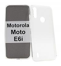 TPU-deksel for Motorola Moto E6i