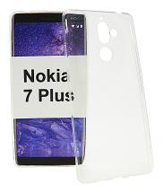 Ultra Thin TPU Deksel Nokia 7 Plus