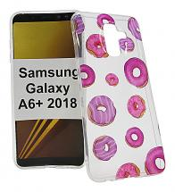 TPU Designdeksel Samsung Galaxy A6 Plus 2018 (A605FN/DS)