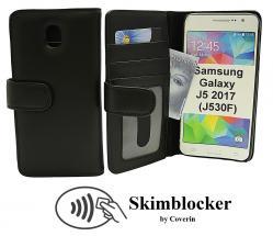 Skimblocker Lommebok-etui Samsung Galaxy J5 2017 (J530FD)