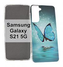 TPU Designdeksel Samsung Galaxy S21 5G (G991B)