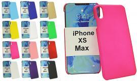 Hardcase Deksel iPhone Xs Max