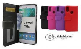 Skimblocker Lommebok-etui Huawei Y6s