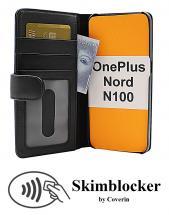 Skimblocker Lommebok-etui OnePlus Nord N100