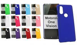 Hardcase Deksel Motorola One Vision