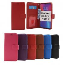New Standcase Wallet Xiaomi Redmi Note 7