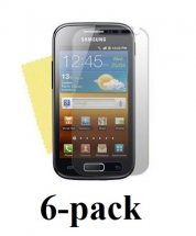 6-pakning Skjermbeskyttelse Samsung Galaxy Ace 2
