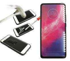 Full Frame Skjermbeskyttelse av glass Motorola One Hyper