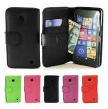 Lommebok-etui Nokia Lumia 630/635