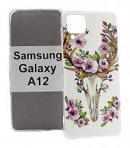 TPU Designdeksel Samsung Galaxy A12 (A125F/DS)