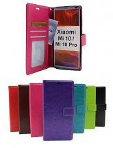 Crazy Horse Wallet Xiaomi Mi 10 / Xiaomi Mi 10 Pro