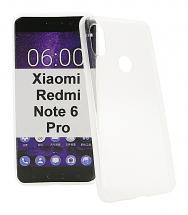 Ultra Thin TPU Deksel Xiaomi Redmi Note 6 Pro