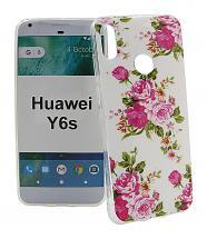 TPU Designdeksel Huawei Y6s