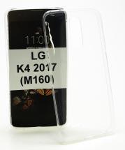 Ultra Thin TPU Deksel LG K4 2017 (M160)