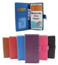 New Standcase Wallet Motorola One Hyper