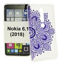 TPU Designdeksel Nokia 6 (2018)