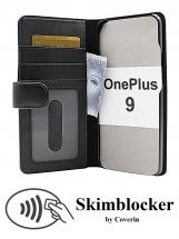 Skimblocker Lommebok-etui OnePlus 9