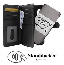 Skimblocker XL Magnet Wallet Samsung Galaxy Xcover 5 (SM-G525F)