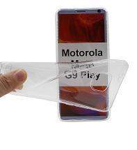 Ultra Thin TPU Deksel Motorola Moto E7 Plus