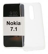 Ultra Thin TPU Deksel Nokia 7.1