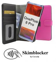 Skimblocker Magnet Wallet OnePlus 8 Pro