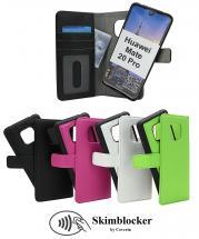 Skimblocker Magnet Wallet Huawei Mate 20 Pro