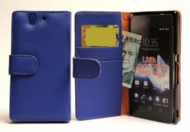 Lommebok-etui Sony Xperia Z (C6603,L36h)