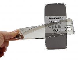 Ultra Thin TPU Deksel Samsung Galaxy S21 Ultra 5G (G998B)