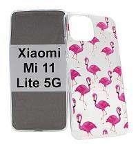 TPU Designdeksel Xiaomi Mi 11 Lite / Mi 11 Lite 5G