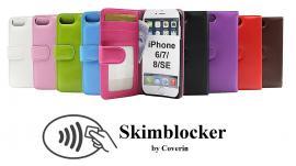Skimblocker Lommebok-etui iPhone 7