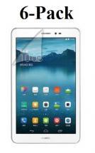 6-pakning Skjermbeskyttelse Huawei MediaPad T1 10