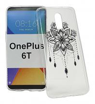 TPU Designdeksel OnePlus 6T