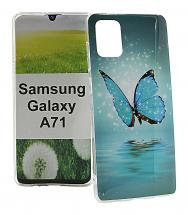 TPU Designdeksel Samsung Galaxy A71 (A715F/DS)