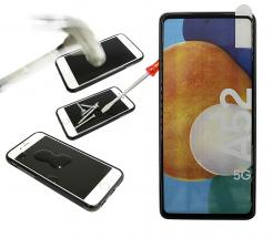 Full Frame Skjermbeskyttelse av glass Samsung Galaxy A52 5G (A525F / A526B)