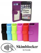 Skimblocker Lommebok-etui iPhone 8 Plus